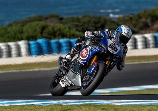 Sylvain Guintoli (Yamaha) este cel mai rapid în antrenamentele de pe Phillip Island
