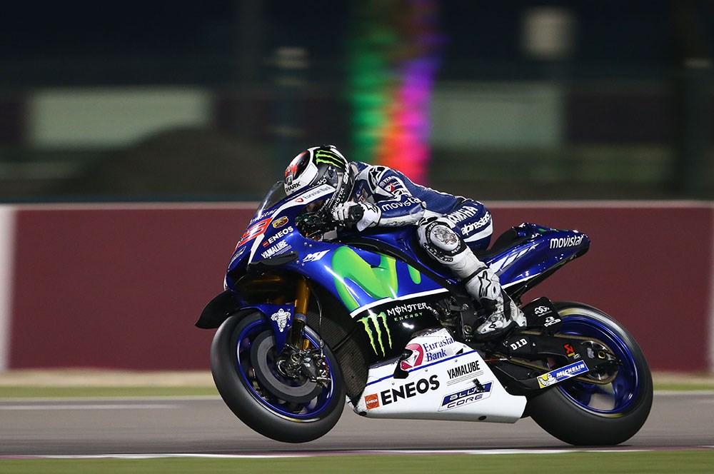 MotoGP - ultima zi de teste în Qatar: Lorenzo pe primul loc.