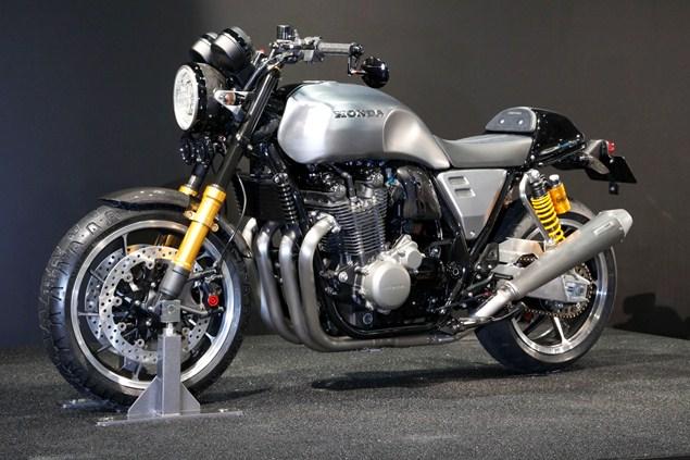 Honda CB Concept Type II - cum ar putea arăta următorul CB1100