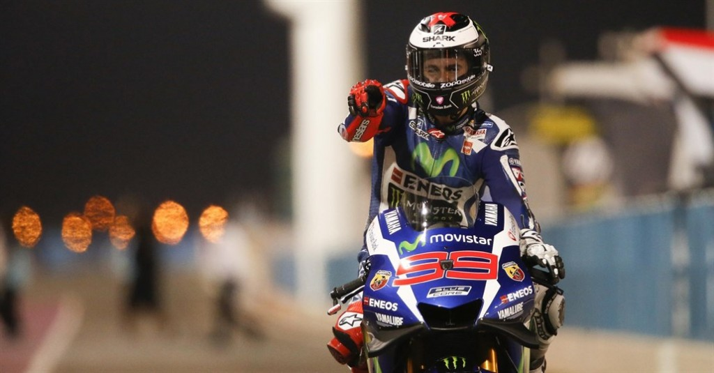 Jorge Lorenzo câștigă prima cursă a sezonului. Dovizioso și Marquez pe podium.