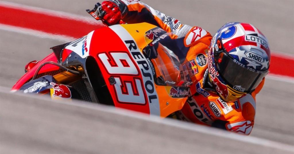 Marc Marquez în pole-position la Austin