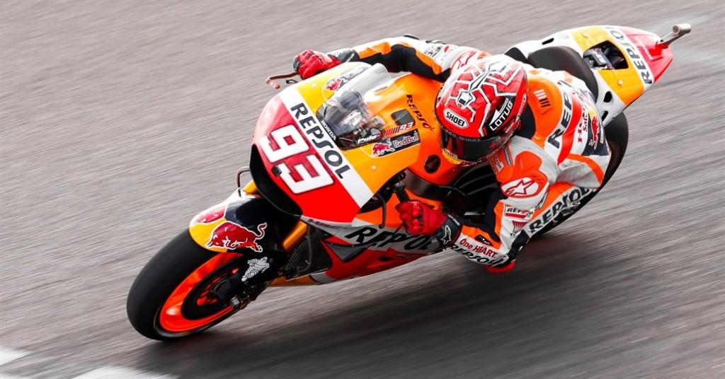 Marquez câștigă o cursă haotică în Argentina. Rossi și Pedrosa pe podium.