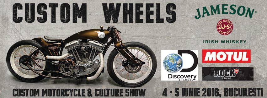Expoziția Custom Wheels își deschide porțile în acest weekend