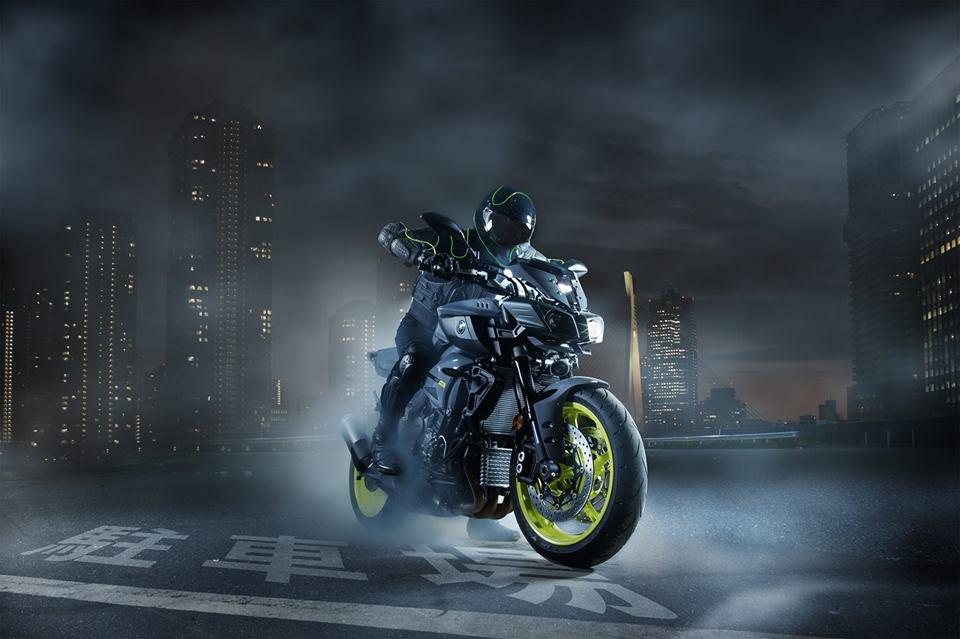 Yamaha Motor România vă așteaptă pentru un test-ride cu noul MT10!