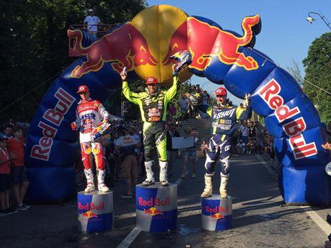 Alfredo Gomez câștigă Prologul la Red Bull Romaniacs. Walker și Jarvis completează podiumul.