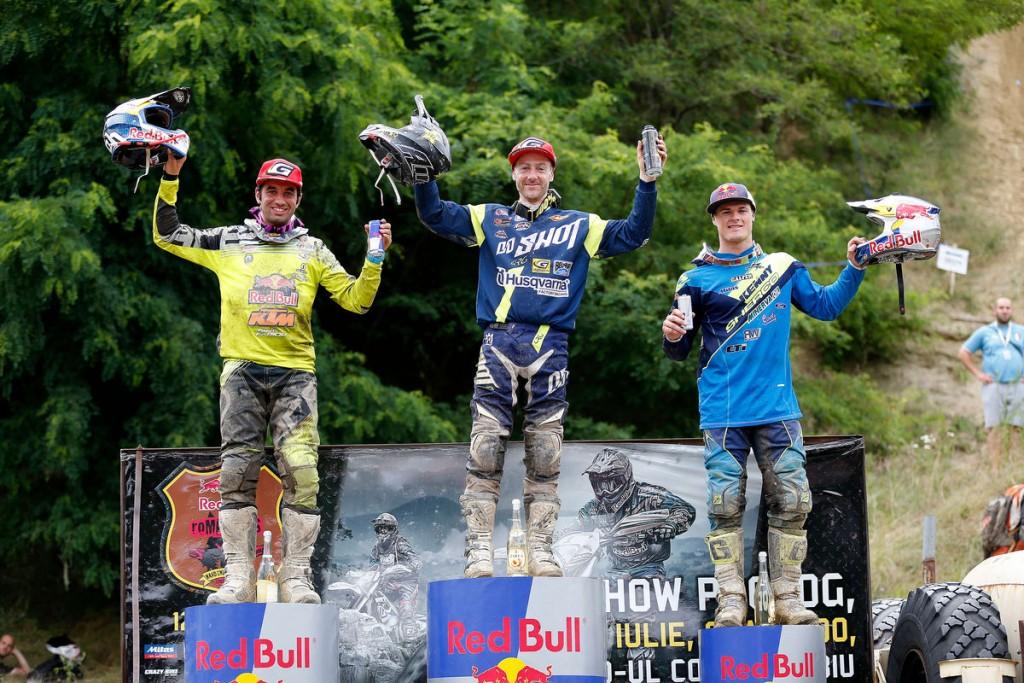 Graham Jarvis câștigă Red Bull Romaniacs pentru a cincea oară