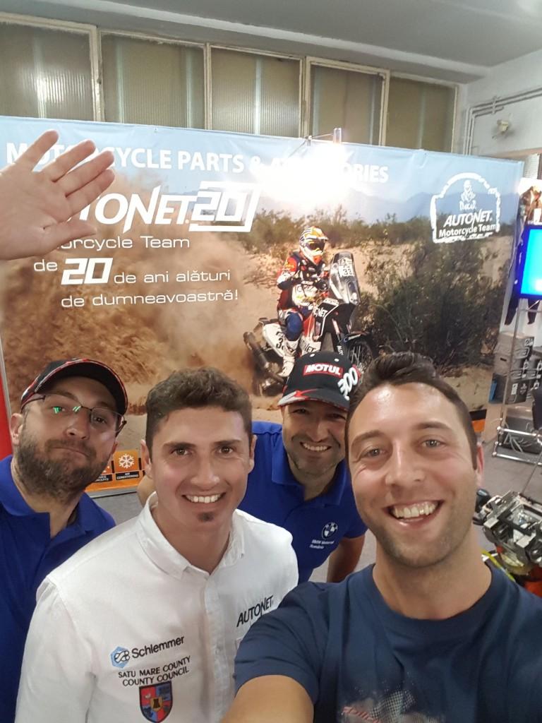 Miorița Racing în acțiune. Scopul: Serres Rally 2016!