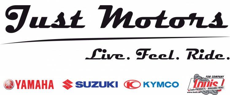Just Motors - un nou dealer Suzuki și Yamaha în București