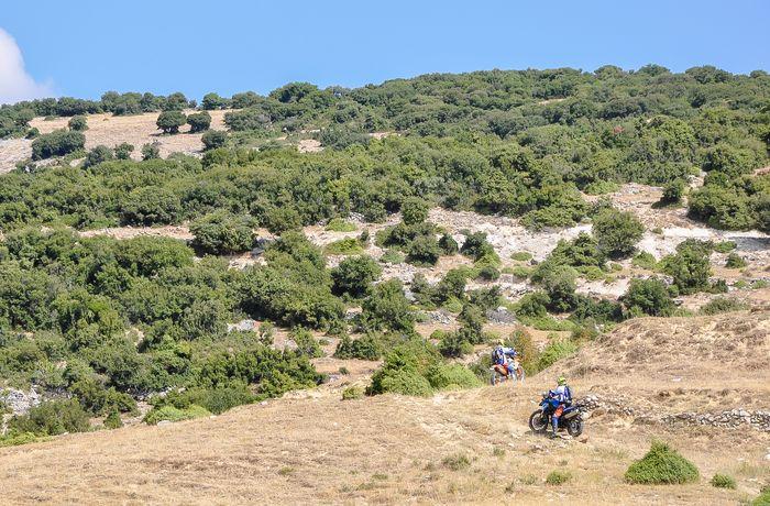 Miorița Racing la Serres Rally - partea I