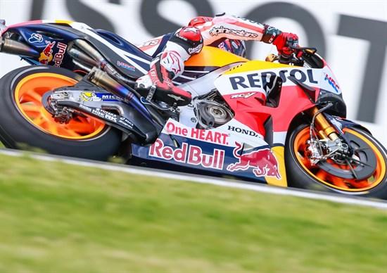 Pole-position pentru Marc Marquez în Australia