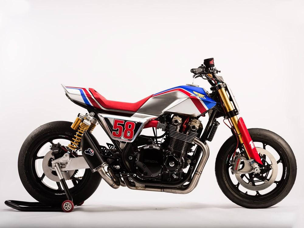 Honda vine cu două concepte superbe: CB1100 TR și Africa Twin Enduro Sports