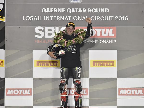Campionatul FIM Motul World Superbike se încheie. Jonathan Rea e campion din nou.