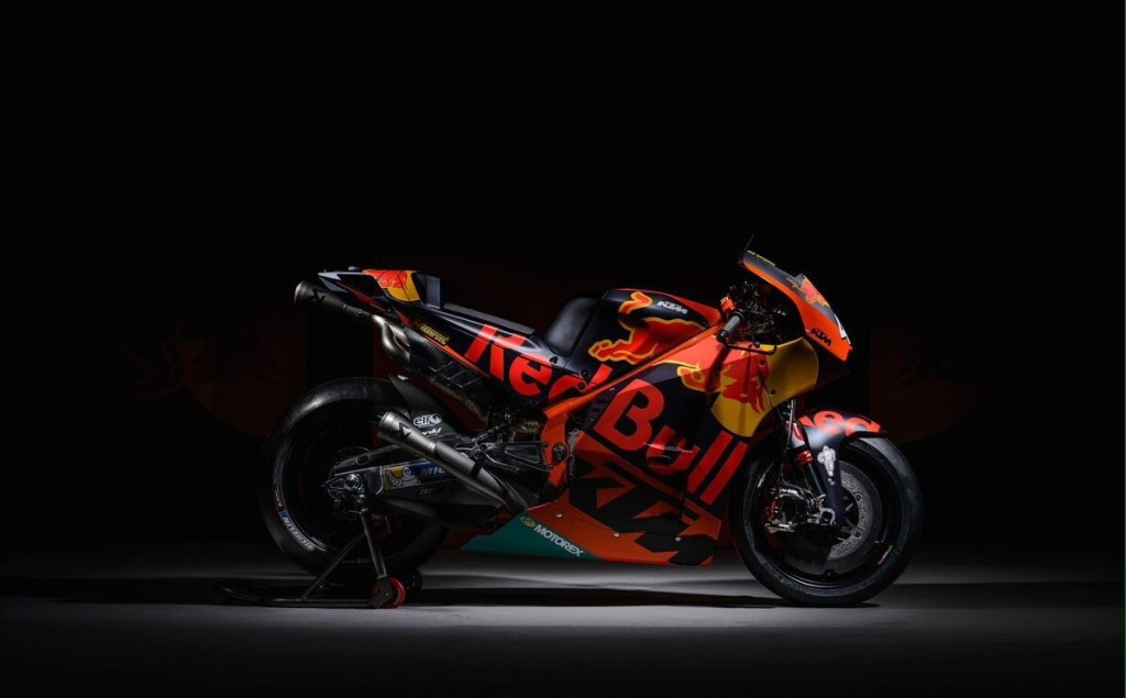 KTM prezintă echipele de uzină din MotoGP [VIDEO]