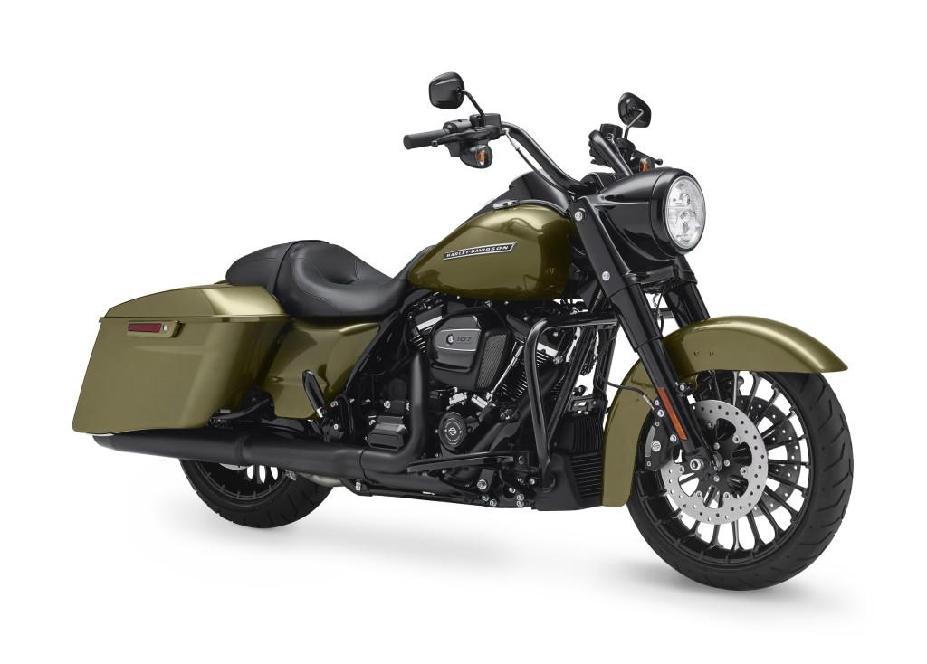 Harley-Davidson prezintă noul Road King Special cu motorul Milwaukee Eight