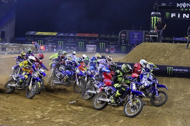 Yamaha organizează o cupă destinată tinerelor talente în motocros