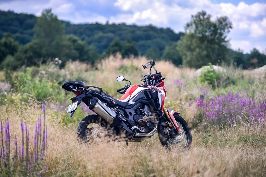 Test ride Honda CRF1000L Africa Twin: Renașterea legendei