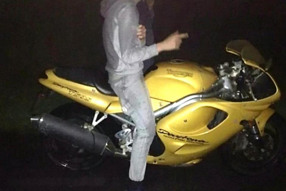 Tupeu maxim: hoți din Anglia se laudă cu motocicletele furate pe Instagram!