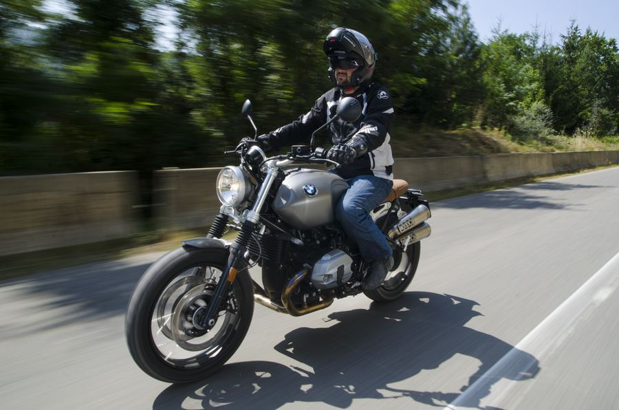 Test BMW R nineT Scrambler: Play it cool