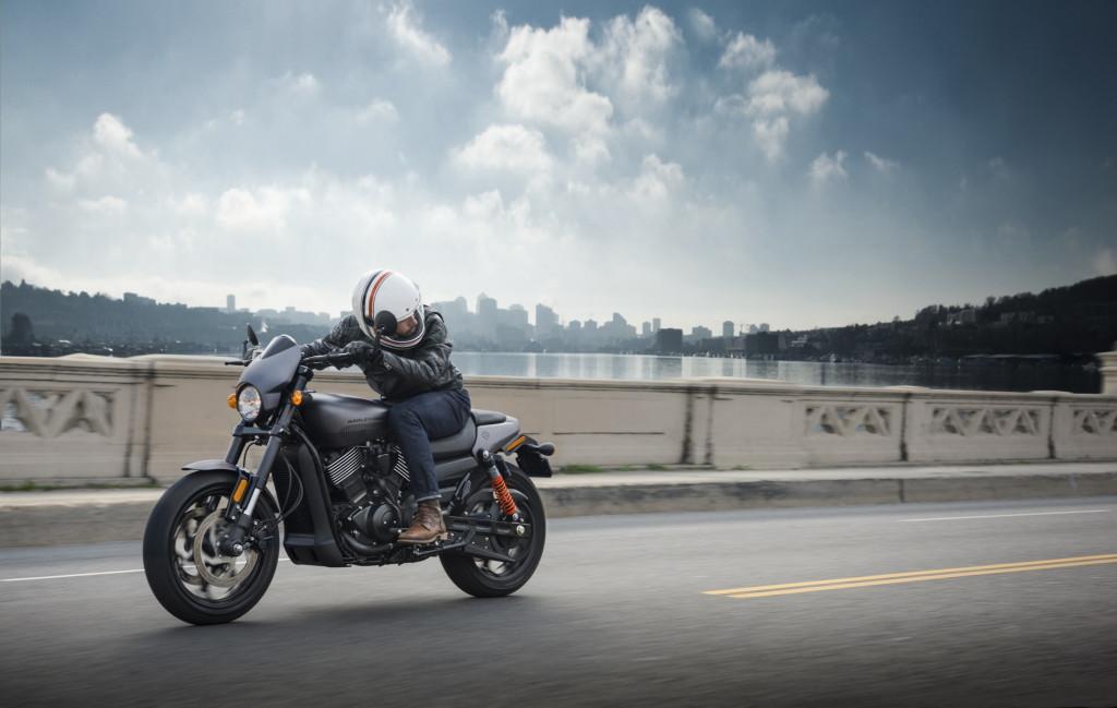 Harley-Davidson lansează noul Street Rod 750