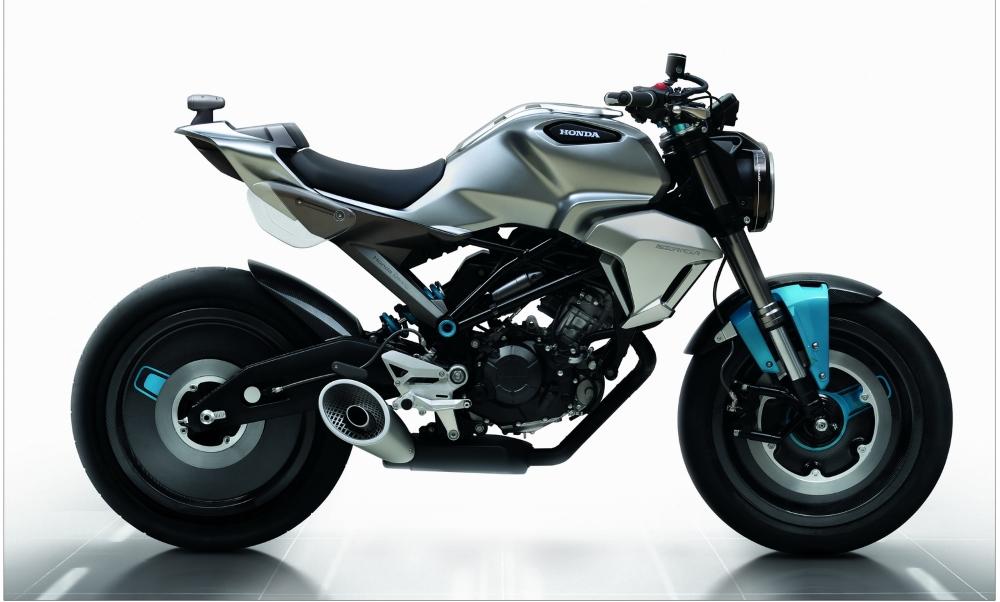 150 SS Racer, un nou concept de la Honda
