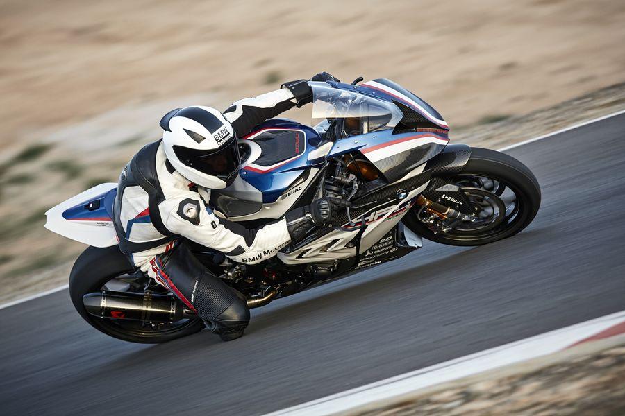 BMW lansează HP4 Race: 215 CP, 171 kg cu rezervorul plin!