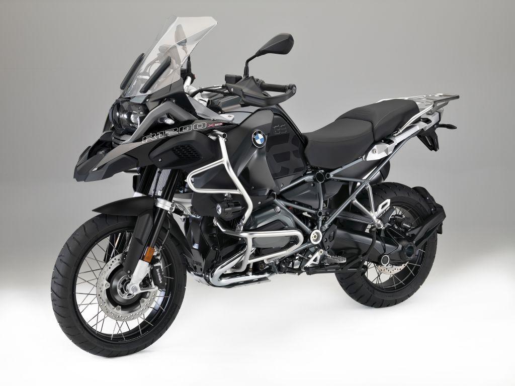 BMW R1200GS X Drive Hybrid ar putea să nu fie chiar o farsă...