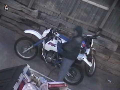 Cum era să fiu acuzat pentru furtul propriei motociclete