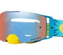 Front Line MX, noi ochelari pentru motocross de la Oakley