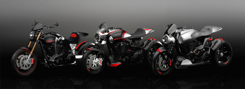 Arch Motorcycle modele