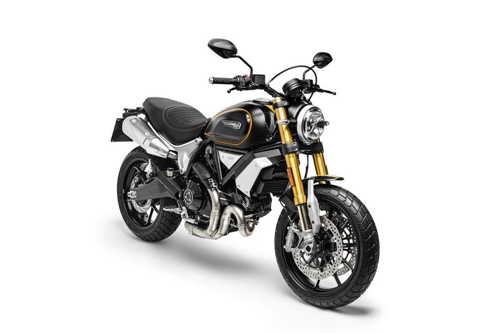 Ducati Scrambler 1100, un pic mai înțepător