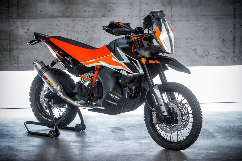 KTM prezintă 790 Adventure Concept