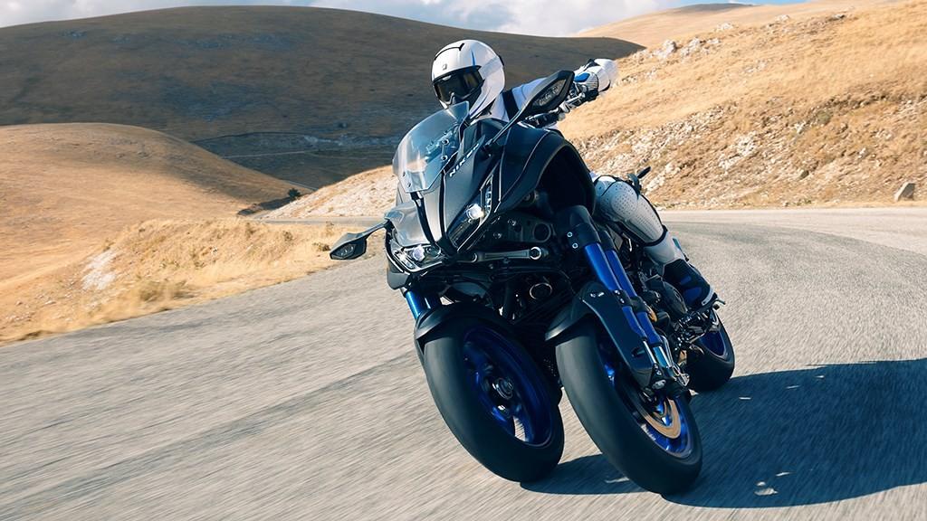 Yamaha Niken - Predator pe trei roți