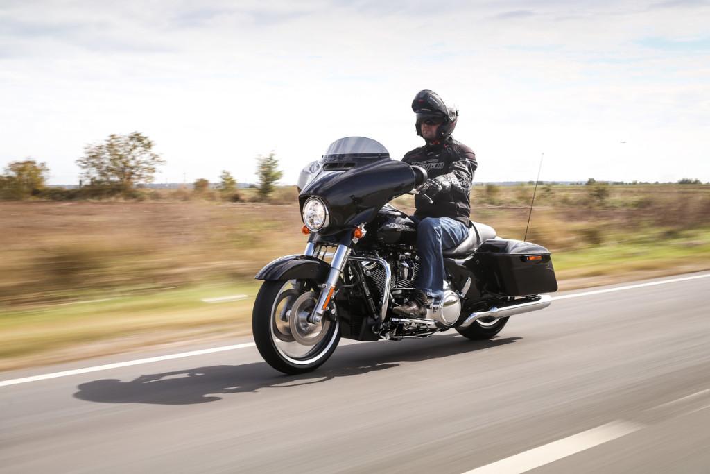 Test Harley-Davidson Street Glide Special - Easy Rider