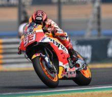 Marquez, cel mai rapid în a doua zi de teste în Thailanda, chiar de ziua lui