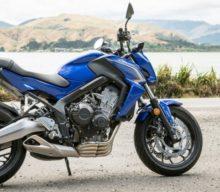 VIDEO: Test Honda CB650F