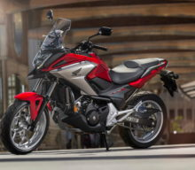 VIDEO: Test Honda NC750X DCT