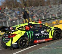 Valentino Rossi câștigă Monza Rally Show pentru a șaptea oară