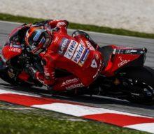 S-au terminat cele trei zile de teste MotoGP la Sepang. Petrucci a fost cel mai rapid.