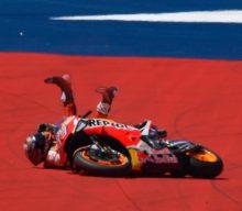 MotoGP Austin: Răsturnare de situație. Marquez cade, Rins câștigă, Rossi pe podium!
