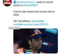 Bursa zvonurilor: Honda l-ar vrea pe Bautista în Superbike anul viitor. Și, posibil, pe Zarco