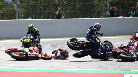 Urmările haosului de la Barcelona: Lorenzo nu va fi penalizat