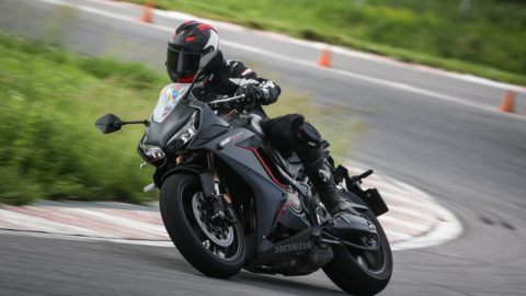 Test Honda CBR650R: Bine ai revenit!