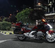 Test Honda GL1800 Gold Wing: Touring Absolut!