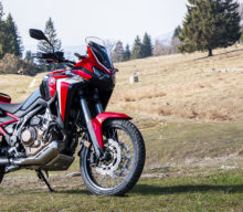 Test Honda CRF1100L Africa Twin: Chemarea depărtărilor