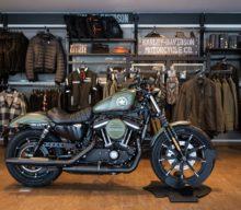 Un custom-bike special, încărcat de semnificație – Hero Iron
