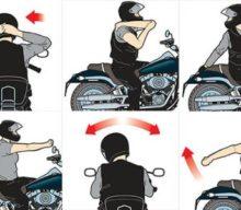 Corpul nostru pe motocicletă: cum avem grijă de el pe termen lung