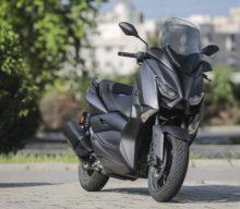 Test Yamaha XMAX 300: micile plăceri cotidiene