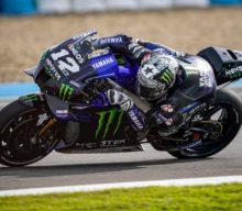 Se încheie prima zi de teste oficiale la Jerez: Vinales cel mai rapid, Petrucci cade urât