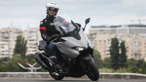 Test Yamaha TMAX 560: Mai mult ca perfectul