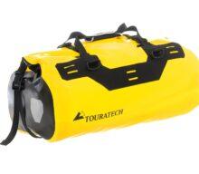 Accesorii testate: Geanta Touratech Dry bag Adventure Rack-Pack